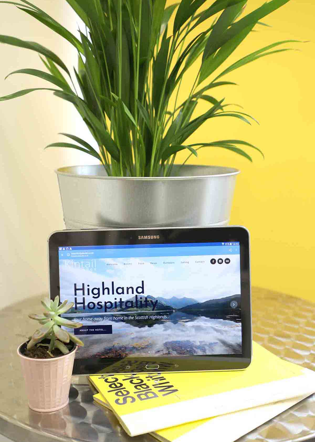 website design in scotland