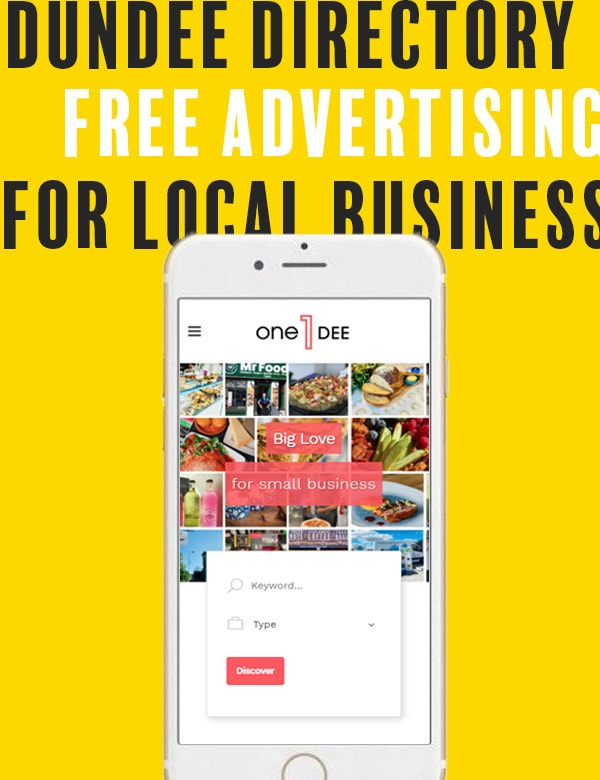 dundee directory free advertising
