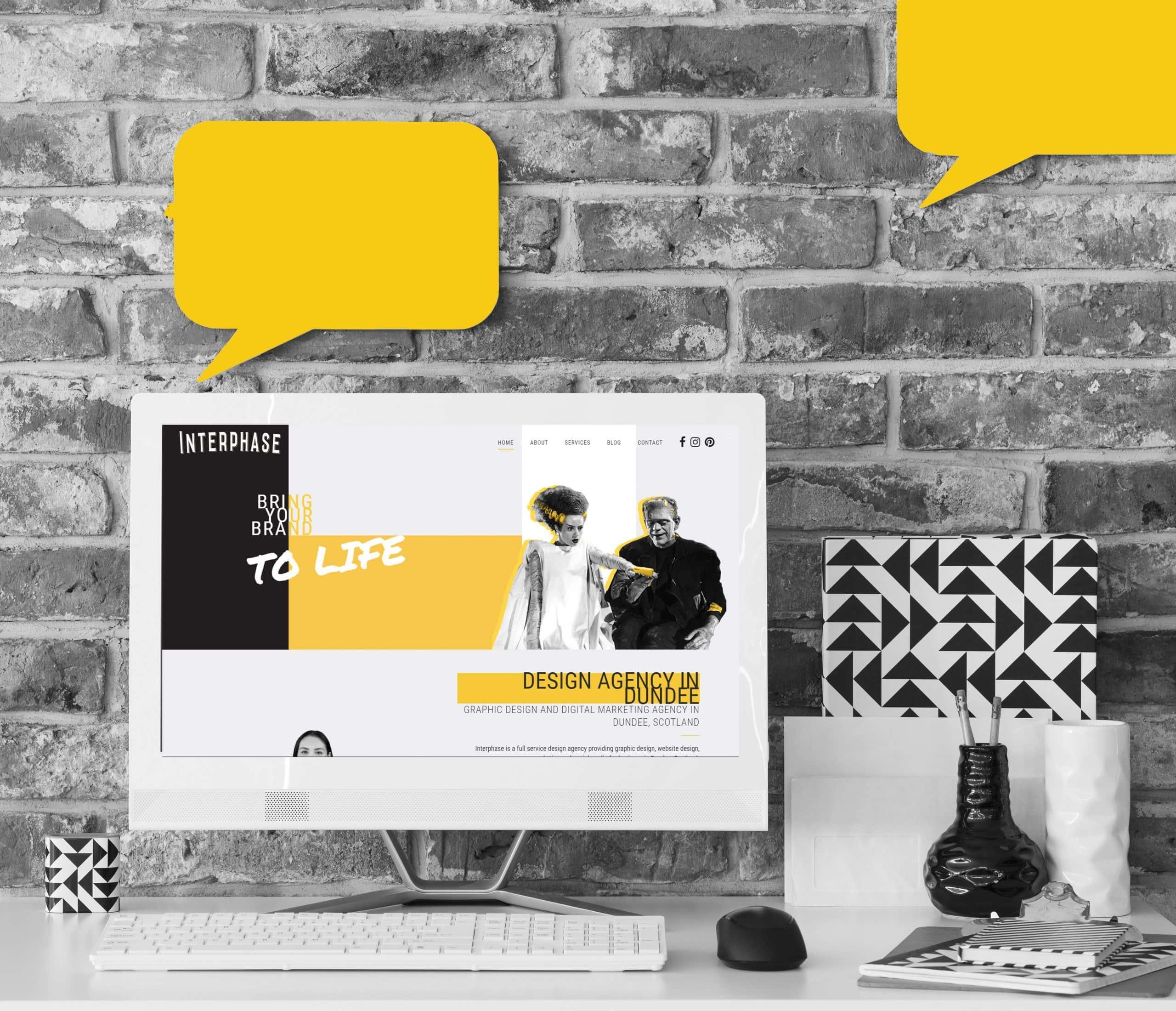 dundee website design