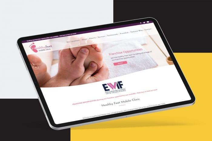 healthcare website design uk