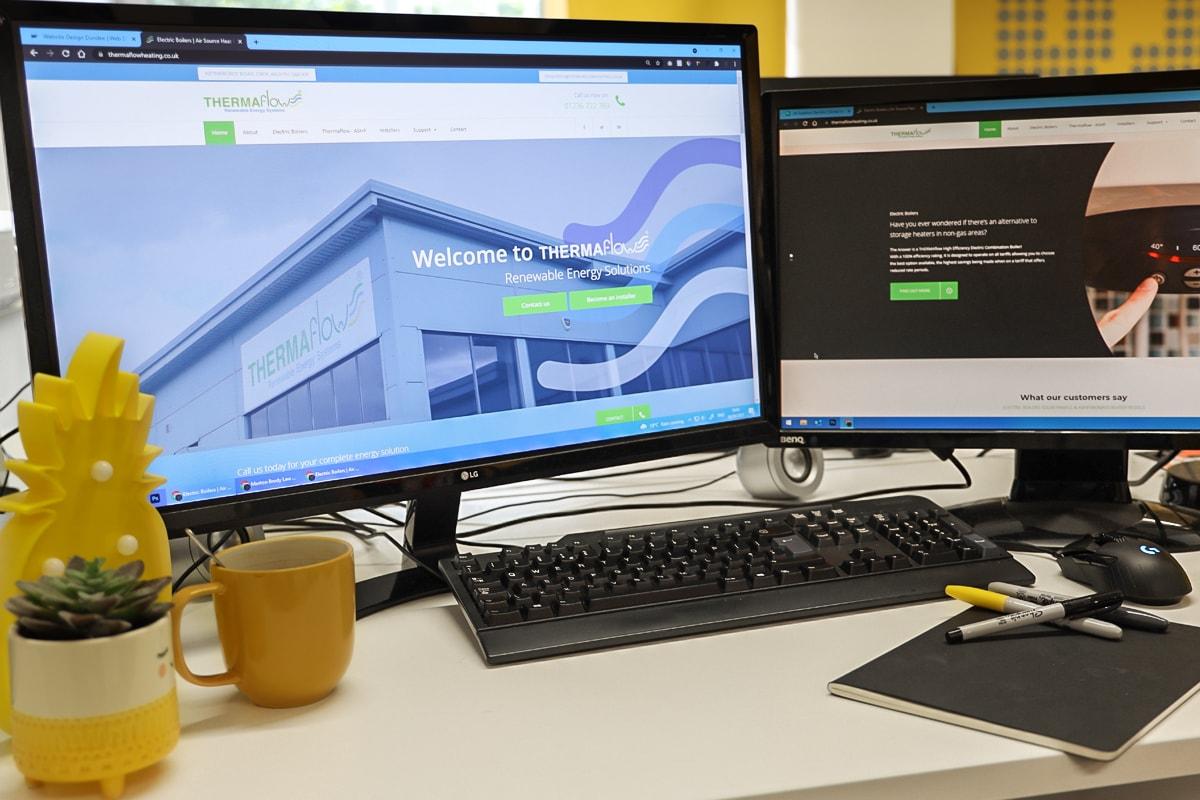 company website design scotland