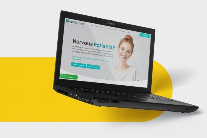 dental web design scotland