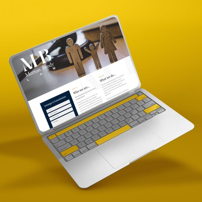 lawyer web design scotland